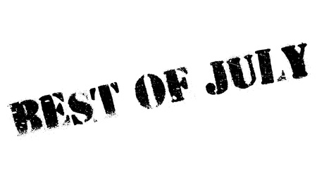 apt: Best Of July rubber stamp. Grunge design with dust scratches. Effects can be easily removed for a clean, crisp look. Color is easily changed.