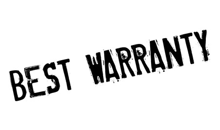 covenant: Best Warranty rubber stamp. Grunge design with dust scratches. Effects can be easily removed for a clean, crisp look. Color is easily changed.