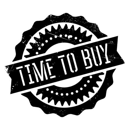 bargain for: Time to buy stamp. Grunge design with dust scratches. Effects can be easily removed for a clean, crisp look. Color is easily changed.