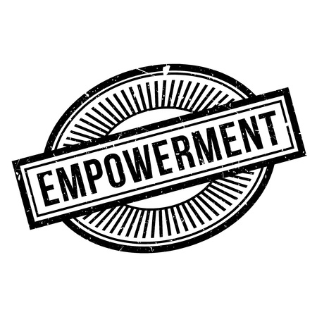 assent: Empowerment rubber stamp. Grunge design with dust scratches. Effects can be easily removed for a clean, crisp look. Color is easily changed.