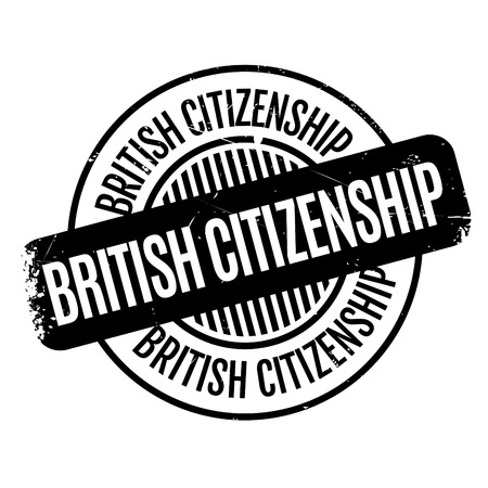 liberate: British Citizenship rubber stamp. Grunge design with dust scratches. Effects can be easily removed for a clean, crisp look. Color is easily changed.
