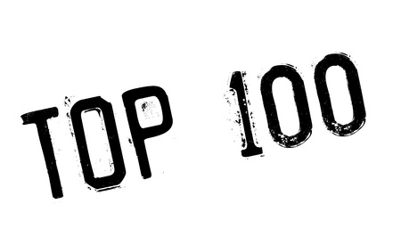 marvelous: Top 100 rubber stamp. Grunge design with dust scratches. Effects can be easily removed for a clean, crisp look. Color is easily changed.