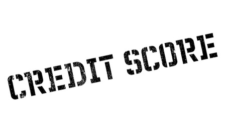 applicant: Credit Score rubber stamp. Grunge design with dust scratches. Effects can be easily removed for a clean, crisp look. Color is easily changed.