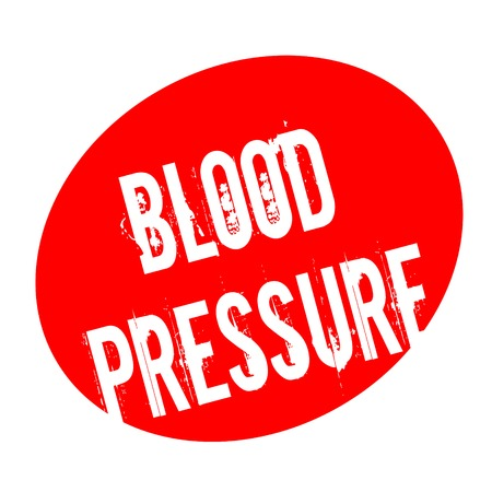 test results: Blood Pressure rubber stamp. Grunge design with dust scratches. Effects can be easily removed for a clean, crisp look. Color is easily changed.
