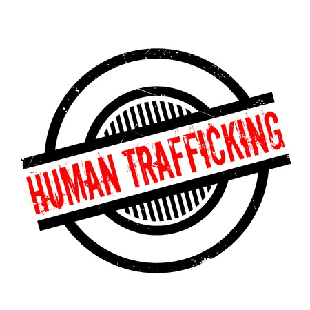 exploitation: Human Trafficking rubber stamp. Grunge design with dust scratches. Effects can be easily removed for a clean, crisp look. Color is easily changed.