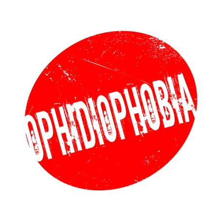 hysteria: Ophidiophobia rubber stamp. Grunge design with dust scratches. Effects can be easily removed for a clean, crisp look. Color is easily changed.