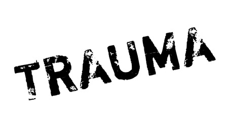 distressing: Trauma rubber stamp. Grunge design with dust scratches. Effects can be easily removed for a clean, crisp look. Color is easily changed.
