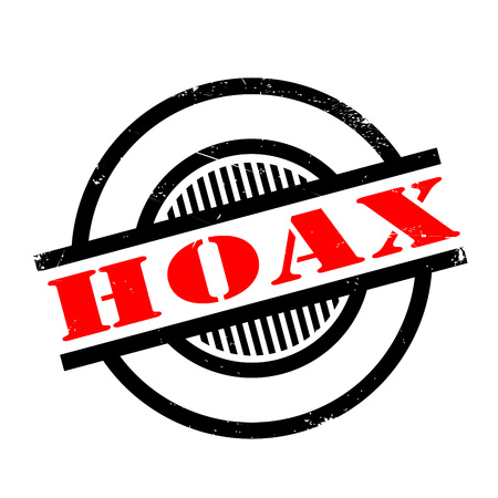 dishonest: Hoax rubber stamp. Grunge design with dust scratches. Effects can be easily removed for a clean, crisp look. Color is easily changed. Illustration