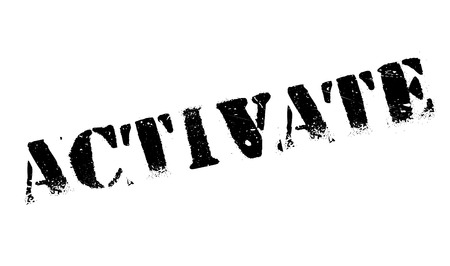 unveiling: Activate rubber stamp. Grunge design with dust scratches. Effects can be easily removed for a clean, crisp look. Color is easily changed.
