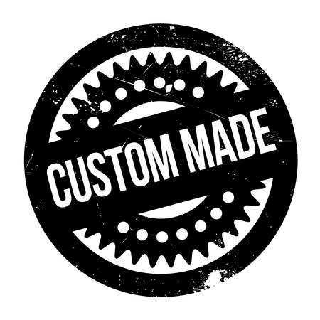 concentrate: Custom Made rubber stamp. Grunge design with dust scratches. Effects can be easily removed for a clean, crisp look. Color is easily changed. Illustration