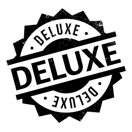Deluxe rubber stamp. Grunge design with dust scratches. Effects can be easily removed for a clean, crisp look. Color is easily changed.