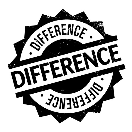 nonconformity: Difference rubber stamp. Grunge design with dust scratches. Effects can be easily removed for a clean, crisp look. Color is easily changed.