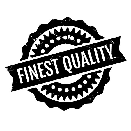 finest: Finest Quality rubber stamp. Grunge design with dust scratches. Effects can be easily removed for a clean, crisp look. Color is easily changed.