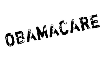 medicaid: Obamacare rubber stamp. Grunge design with dust scratches. Effects can be easily removed for a clean, crisp look. Color is easily changed.