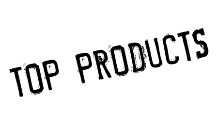 upshot: Top Products rubber stamp. Grunge design with dust scratches. Effects can be easily removed for a clean, crisp look. Color is easily changed.