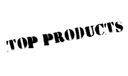 culminating: Top Products rubber stamp. Grunge design with dust scratches. Effects can be easily removed for a clean, crisp look. Color is easily changed.