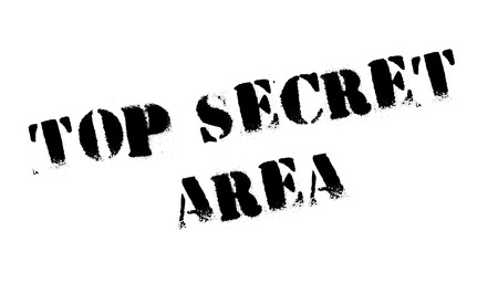 concealed: Top Secret Area rubber stamp. Grunge design with dust scratches. Effects can be easily removed for a clean, crisp look. Color is easily changed.
