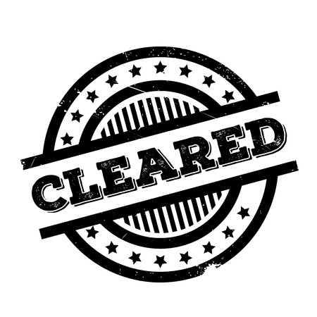 cleared: Cleared rubber stamp. Grunge design with dust scratches. Effects can be easily removed for a clean, crisp look. Color is easily changed.