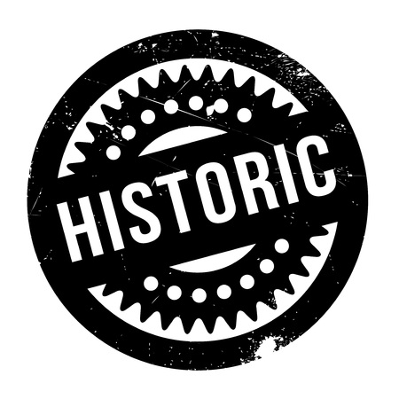 bygone: Historic rubber stamp. Grunge design with dust scratches. Effects can be easily removed for a clean, crisp look. Color is easily changed.