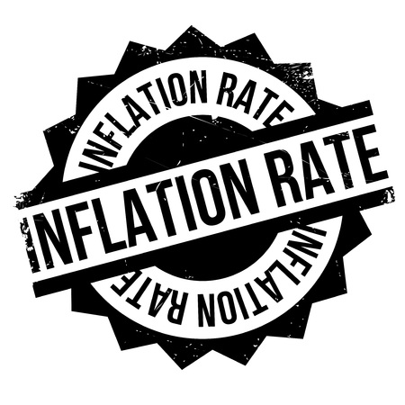 crunches: Inflation Rate rubber stamp. Grunge design with dust scratches. Effects can be easily removed for a clean, crisp look. Color is easily changed.