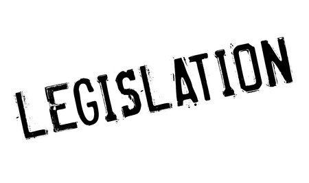 legislation: Legislation rubber stamp. Grunge design with dust scratches. Effects can be easily removed for a clean, crisp look. Color is easily changed. Illustration