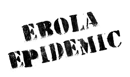 outbreak: Ebola Epidemic stamp. Grunge design with dust scratches. Effects can be easily removed for a clean, crisp look. Color is easily changed.