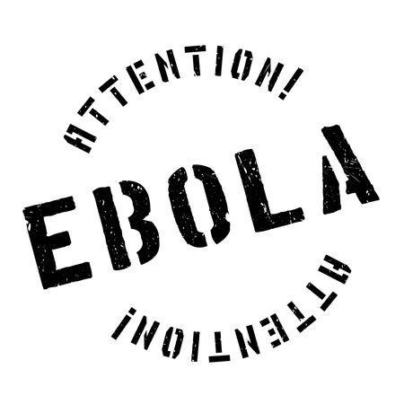 flu prevention: Ebola rubber stamp. Grunge design with dust scratches. Effects can be easily removed for a clean, crisp look. Color is easily changed.