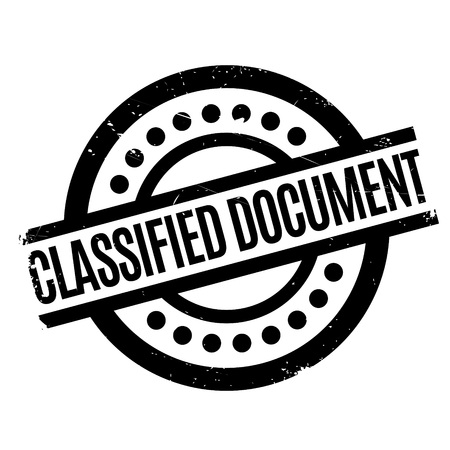 conceal: Classified Document rubber stamp. Grunge design with dust scratches. Effects can be easily removed for a clean, crisp look. Color is easily changed.