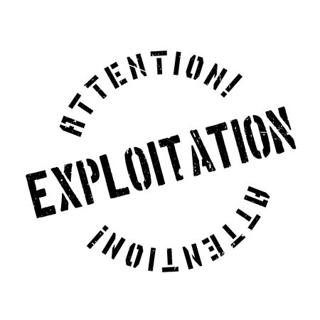 utilization: Exploitation rubber stamp. Grunge design with dust scratches. Effects can be easily removed for a clean, crisp look. Color is easily changed.