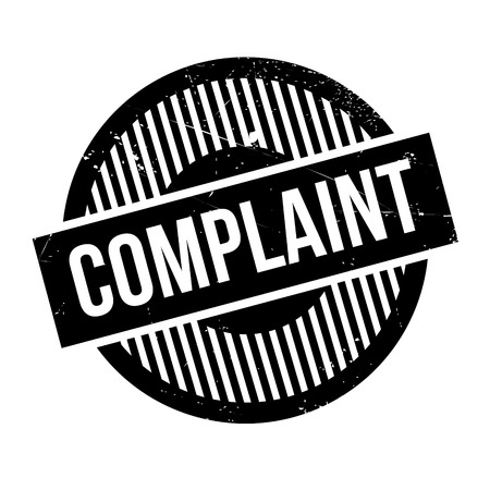 disagree: Complaint rubber stamp. Grunge design with dust scratches. Effects can be easily removed for a clean, crisp look. Color is easily changed.