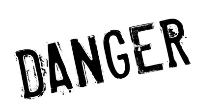 endangerment: Danger rubber stamp. Grunge design with dust scratches. Effects can be easily removed for a clean, crisp look. Color is easily changed.