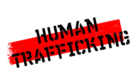 violation: Human Trafficking rubber stamp. Grunge design with dust scratches. Effects can be easily removed for a clean, crisp look. Color is easily changed.