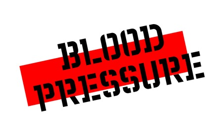 arterial: Blood Pressure rubber stamp. Grunge design with dust scratches. Effects can be easily removed for a clean, crisp look. Color is easily changed.