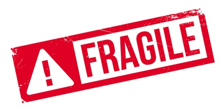 breakable: Fragile rubber stamp. Grunge design with dust scratches. Effects can be easily removed for a clean, crisp look. Color is easily changed.