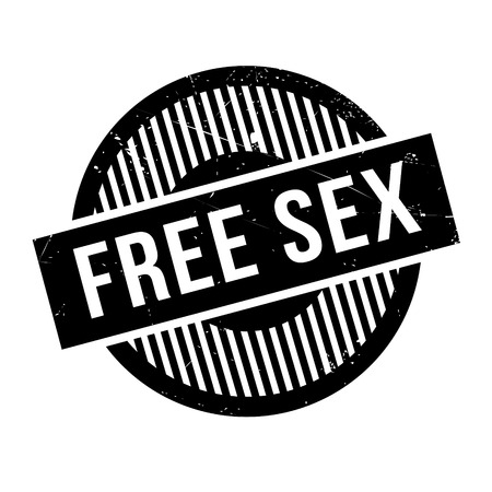 sex chromosomes: Free Sex rubber stamp. Grunge design with dust scratches. Effects can be easily removed for a clean, crisp look. Color is easily changed. Illustration
