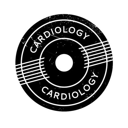 resuscitate: Cardiology rubber stamp. Grunge design with dust scratches. Effects can be easily removed for a clean, crisp look. Color is easily changed.