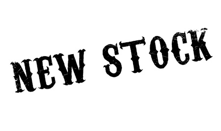 New Stock rubber stamp. Grunge design with dust scratches. Effects can be easily removed for a clean, crisp look. Color is easily changed.