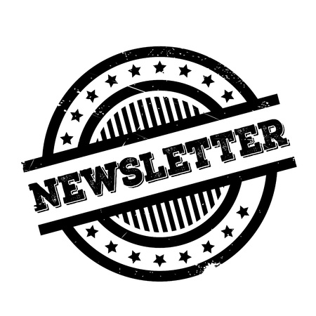insider: Newsletter rubber stamp. Grunge design with dust scratches. Effects can be easily removed for a clean, crisp look. Color is easily changed.