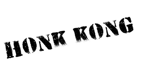 woo: Honk Kong rubber stamp. Grunge design with dust scratches. Effects can be easily removed for a clean, crisp look. Color is easily changed.