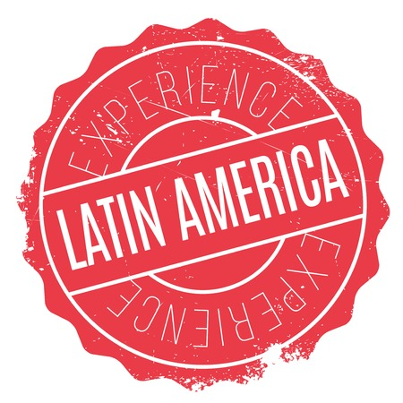 aires: Latin America rubber stamp. Grunge design with dust scratches. Effects can be easily removed for a clean, crisp look. Color is easily changed. Illustration