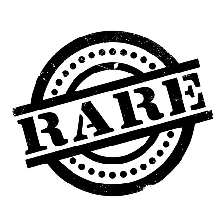 Rare rubber stamp. Grunge design with dust scratches. Effects can be easily removed for a clean, crisp look. Color is easily changed. Illustration