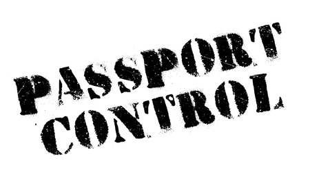 supremacy: Passport Control rubber stamp. Grunge design with dust scratches. Effects can be easily removed for a clean, crisp look. Color is easily changed.