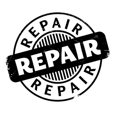 darn: Repair rubber stamp. Grunge design with dust scratches. Effects can be easily removed for a clean, crisp look. Color is easily changed.