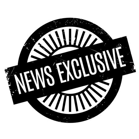 full disclosure: News Exclusive rubber stamp. Grunge design with dust scratches. Effects can be easily removed for a clean, crisp look. Color is easily changed. Illustration