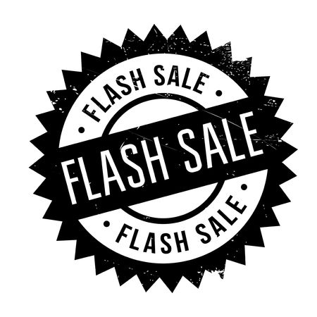 lighten: Flash Sale rubber stamp. Grunge design with dust scratches. Effects can be easily removed for a clean, crisp look. Color is easily changed.