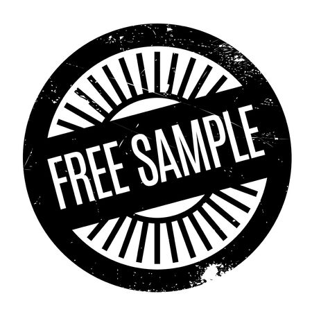 cuff: Free Sample rubber stamp. Grunge design with dust scratches. Effects can be easily removed for a clean, crisp look. Color is easily changed.