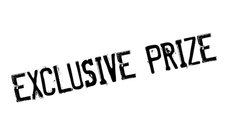peculiar: Exclusive Prize rubber stamp. Grunge design with dust scratches. Effects can be easily removed for a clean, crisp look. Color is easily changed. Illustration