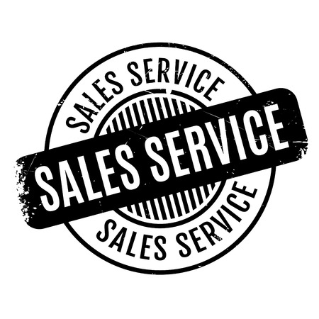 ministration: Sales Service rubber stamp. Grunge design with dust scratches. Effects can be easily removed for a clean, crisp look. Color is easily changed.