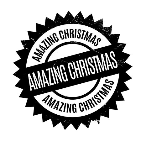 prodigious: Amazing Christmas rubber stamp. Grunge design with dust scratches. Effects can be easily removed for a clean, crisp look. Color is easily changed.