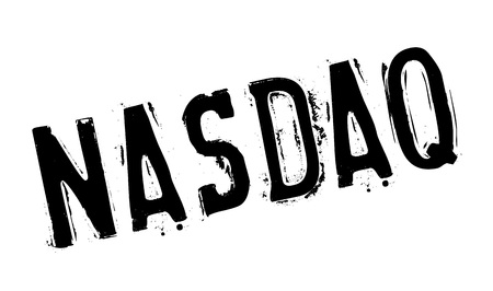 changed: Nasdaq rubber stamp. Grunge design with dust scratches. Effects can be easily removed for a clean, crisp look. Color is easily changed.